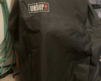 Weber bbq cover