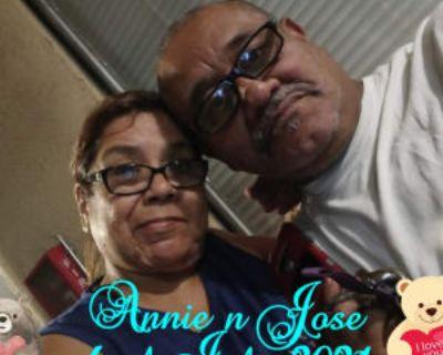 Jose martinez & Annie parra matinez, 55 & 61 years, - Looking in: San Gabriel Los Angeles County CA