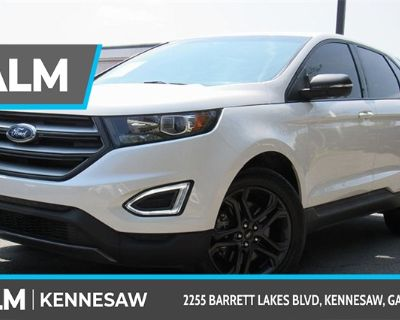 Pre-Owned 2018 Ford Edge SEL With Navigation & AWD