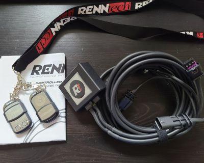 RENNtech EVM Exhaust Valve Module Mercedes E63 GT63 S63 GLC63 CLS 43 53 AMG