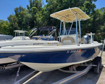 2012 Sailfish 2100 Cc