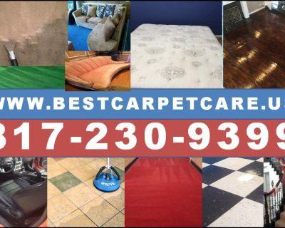 BEST CARPET CARE-carpet,upholstery,mattress*TILE-VCT-WOOD FLOOR waxing