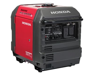Honda Power Equipment EU3000iS with CO-MINDER Generators Austin, MN