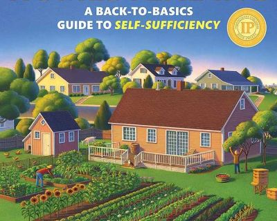 Iso of Backyard Homesteading Book by David Toht