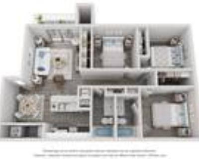 Citrus Apartments - Evergreen - 3 Bedrooms