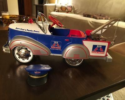 1940 Gendron Tow Truck Bank