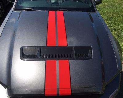 2014 GT500 front end conversion