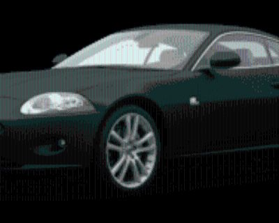 2007 Jaguar XK Standard