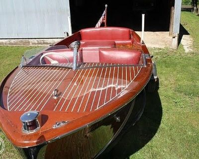 1947 18' Chris-Craft Utility 18