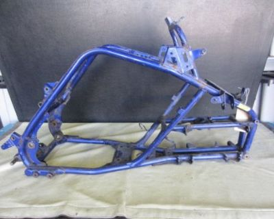 2003 Yamaha Raptor 660 Frame