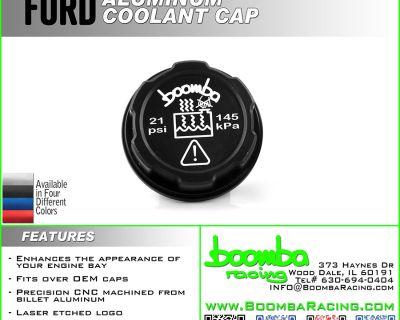 Ranger Aluminum Coolant Cover Cap