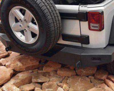 Jeep Rear Tow Hook Jk Mopar New In Box Oem 82210254