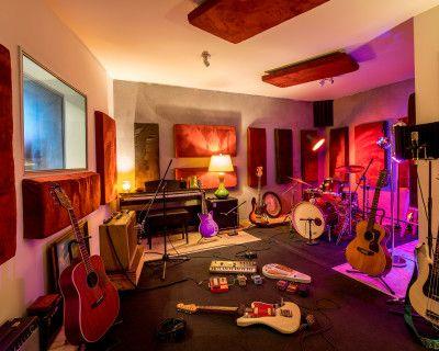 The Barber Shop Recording Studio, Los Angeles, CA
