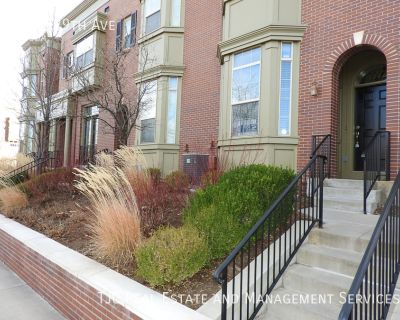 Stapleton Home For Rent!  Steps to the 29th Avenue Town Center!
