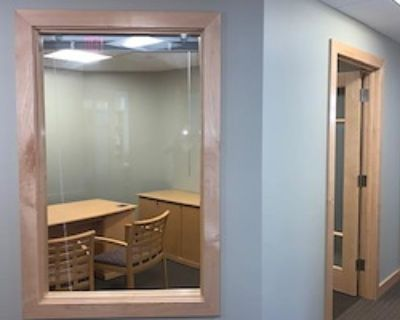 Private Office for 2 at Intelligent Office Washington, DC