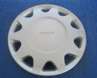 """Mazda 323 Protege Hubcap Wheel Cover 1990 1995 13"""" Mazda Protege Cap #56518 Cb3"""