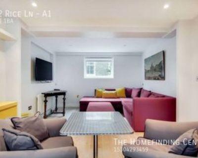222 Rice Ln #A1, Davis, CA 95616 1 Bedroom Apartment