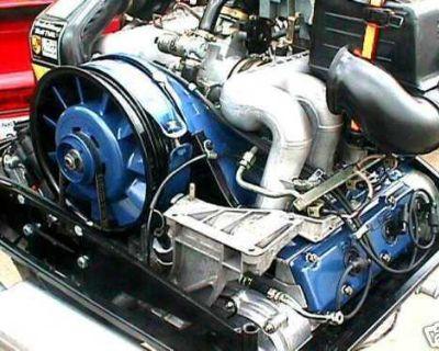 Porsche 911 3.2 Rebuilt Engine 911 Carrera Motor