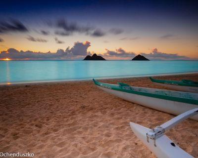 Beach Front Estate, Steps TO Kailua Beach! Legal Rental! - Kalama Tract