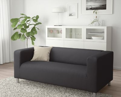 Sofa with removable cover