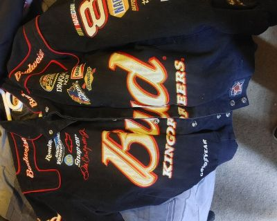 Dale jr budweiser jacket