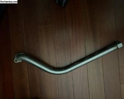 MRB Coolant Pipe Stainless Steel