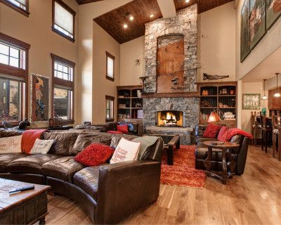 Luxury Resort Home for Film Productions, Park City, UT