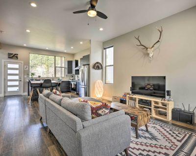 NEW! Modern Mtn Getaway w/ Deck, Gas Grill + Views - Durango