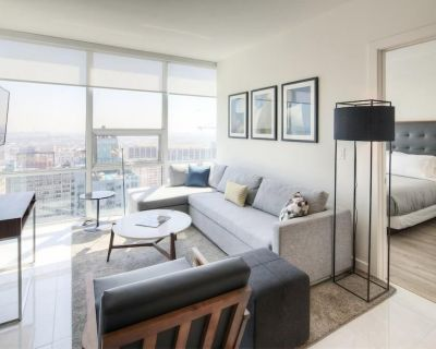 Two Bedroom Executive Junior Suite - Downtown Los Angeles