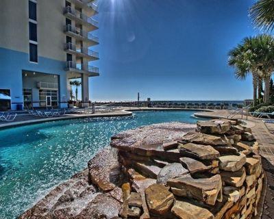 Amazing Gulf of Mexico Views from this 2 Bedroom 2 Bath Condo - Panama City Beach