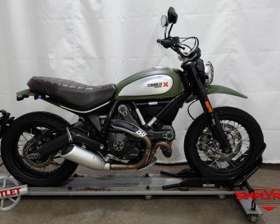 2015 Ducati Scrambler Urban Enduro Dual Purpose Eden Prairie, MN