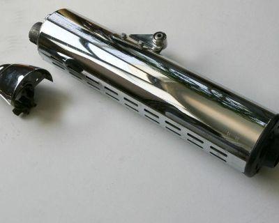 Bmw R1150r / R1150gs Oem Exhaust Pipe (rear Muffler)