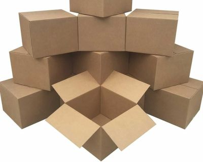 Free Moving Boxes Please