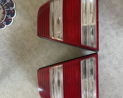 Jetta Candy Cane Tail lights