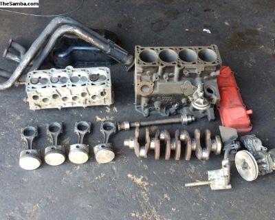 1983 GTI engine parts