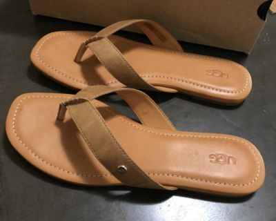 Ugg Sandals. Womens. Size 9.