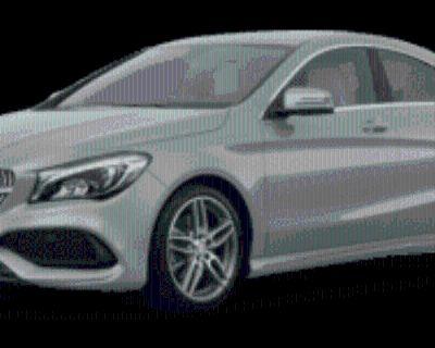 2018 Mercedes-Benz CLA CLA 250 FWD