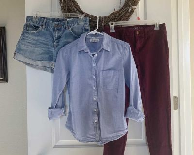 Lot of women s clothing size small