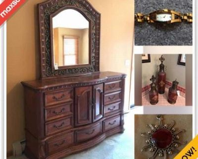 Colorado Springs Estate Sale Online Auction - Electra Drive South