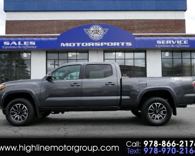 2020 Toyota Tacoma 4WD TRD Off Road Double Cab 6' Bed V6 AT (Natl)