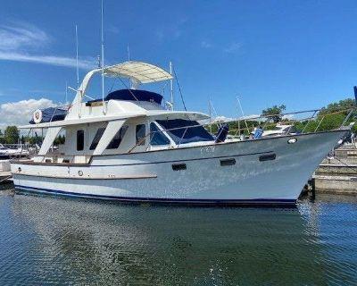1986 DeFever 48 Trawler
