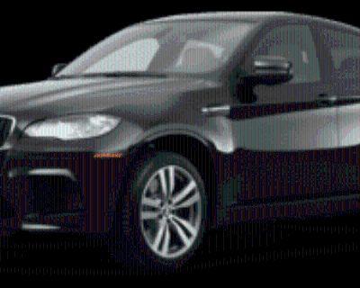 2013 BMW X6 M X6 M