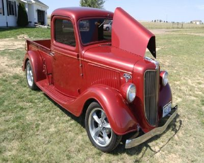 1935 Ford Pickup Modified all Steel Truck