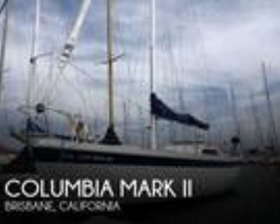 34 foot Columbia Mark II