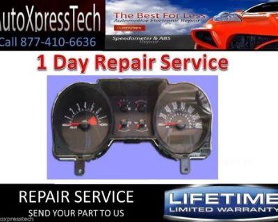 2006 Ford Mustang Instrument Panel Gauge Cluster Speedometer 1 Day Fast Repair