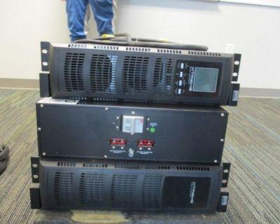 Xtreme Power Conversion P90L-10K, Online UPS RTR# 1023174-03