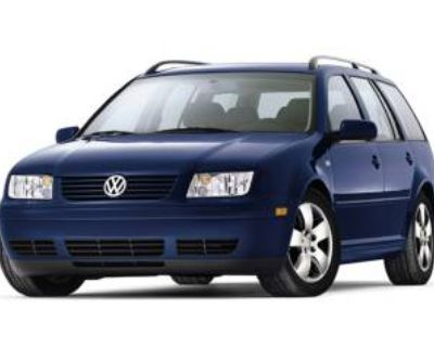 2004 Volkswagen Jetta GL Wagon Manual