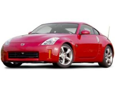 2008 Nissan 350Z Grand Touring Coupe Auto