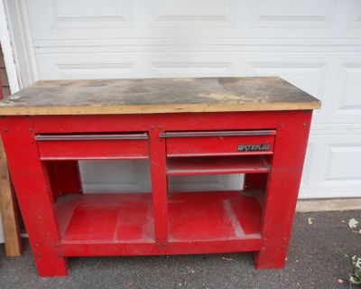 Waterloo Work Station with draws