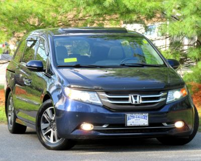 Used 2014 Honda Odyssey 5dr Touring Navigation DVD Entertainment